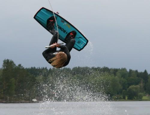 Wakeboardläger 30 maj – 1 juni 2019