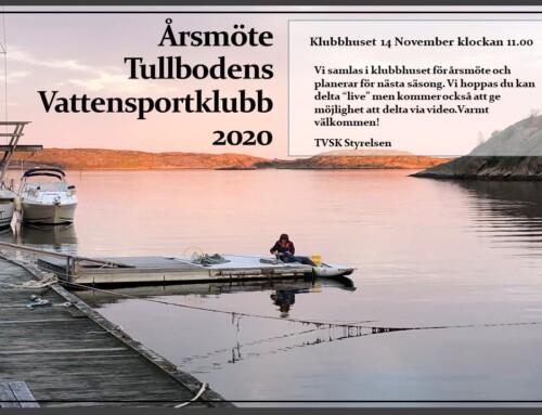 Årsmöte 2020
